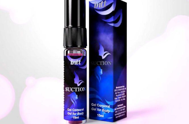 Spray para a garganta que possibilita sexo oral mais profundo e sem desconforto